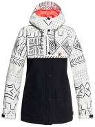 КУРТКА СНОУБОРДИЧЕСКАЯ DC CRUISER Jkt J SNJT WEJ6 SILVER BIRCH MUD CLOTH A